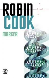 "Okładka książki ""Marker"" Roberta Cooka"